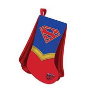 Supergirl 19-Inch Applique Stocking