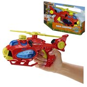 Matchbox Aqua Cannon Helicopter Vehicle
