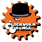 A Clockwork Orange Logo Funky Chunky Magnet