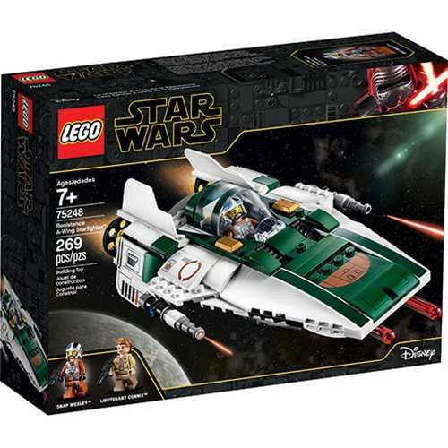 LEGO 75248 Star Wars Resistance A-Wing Starfighter
