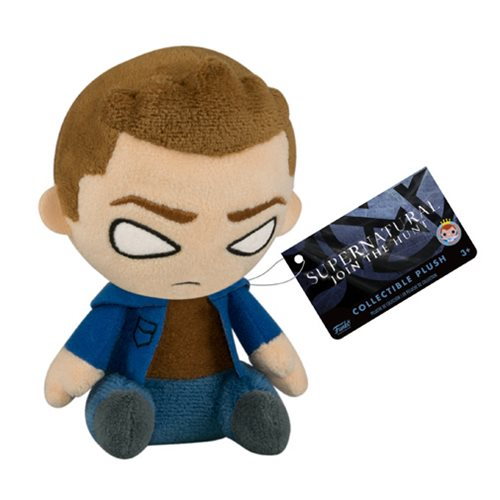 Supernatural Dean Mopeez Plush