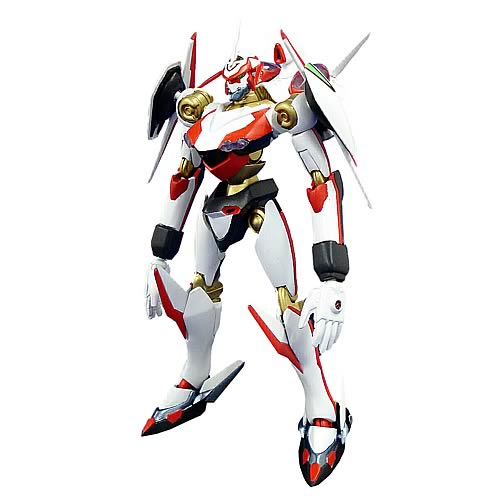 Eureka 7 Nirvash Type Zero Spec 2 Robot Spirits Figure