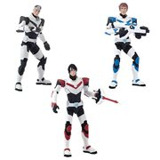 Voltron Legendary Defender Pilots Wave 1 Set