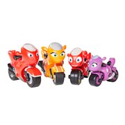 Ricky Zoom The Zoom Family 4-Pack
