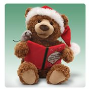 Christmas Bear Animated Storytime Plush
