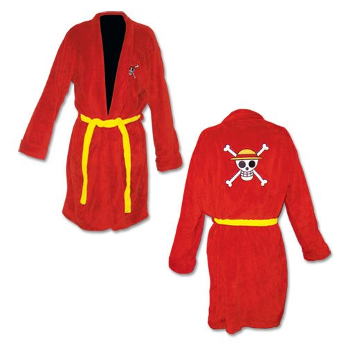 One Piece Bathrobe