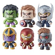 Marvel Mighty Muggs Action Figures Wave 3 Case