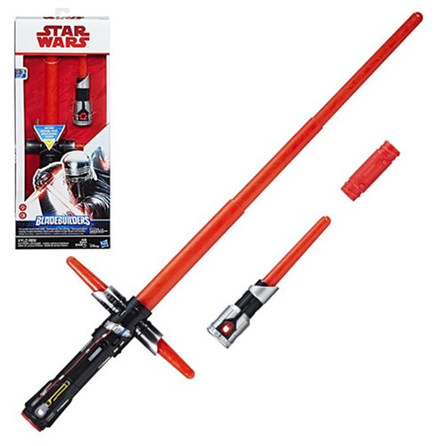 Star Wars: The Last Jedi Kylo Ren Electronic Lightsaber