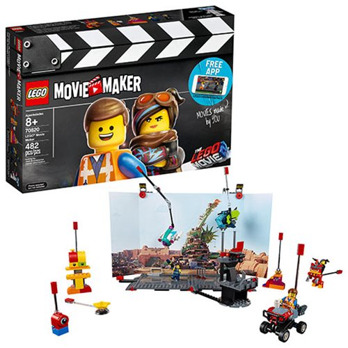 LEGO 70820 The LEGO Movie 2: The Second Part LEGO Movie Maker