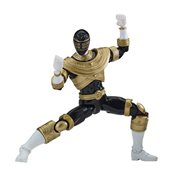 Power Rangers Zeo Legacy Black Ranger Action Figure
