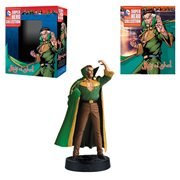 DC Superhero Ras Al Ghul Best Of Figure with Collector Magazine #11