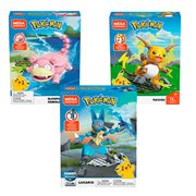 Pokemon Mega Construx Power Pack Mix 1 Playset Case