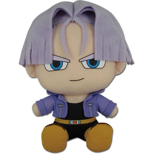 Dragon Ball Z Trunks 7-Inch Plush