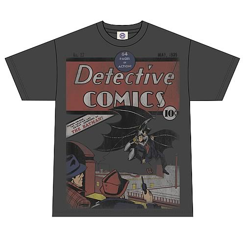 DC Originals Batman Detective Comics #27 T-Shirt