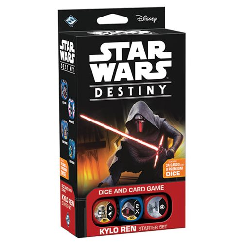 Star Wars: Destiny Kylo Ren Starter Set