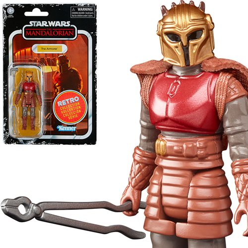 Star Wars Retro Collection Armorer 3 3/4-Inch Action Figure