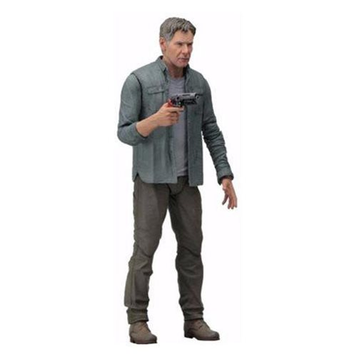 Blade Runner 2049 Series 1 Deckard Action Figure, Not Mint