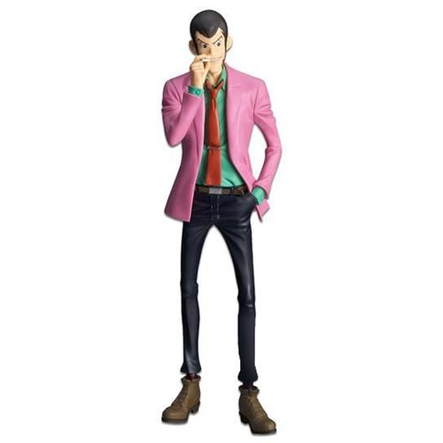 Lupin the Third Part 5 Lupin Master Stars Piece III Statue