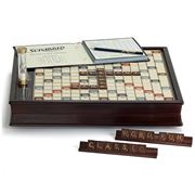 Scrabble Deluxe Board Game
