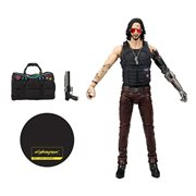 Cyberpunk 2077 Series 2 Johnny Silverhand Variant Action Figure