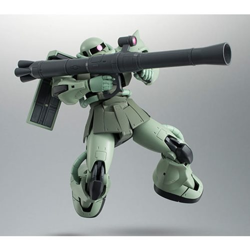 Mobile Suit Gundam MS-06 Zaku II Mass Prod. Model Ver. A.N.I.M.E. Robot Spirits Action Figure
