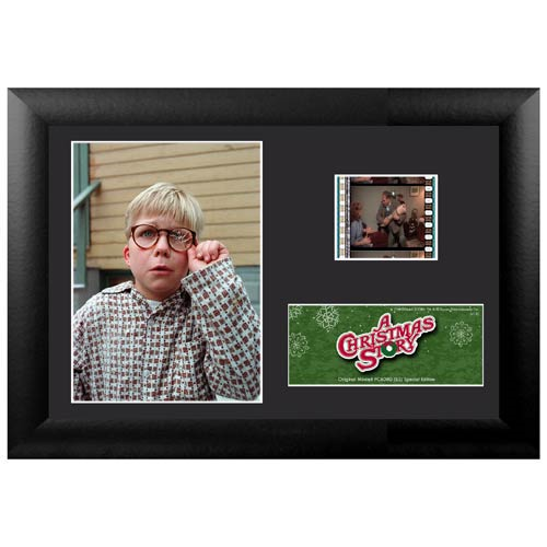 A Christmas Story Series 3 Mini Film Cell