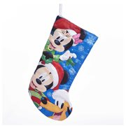 Mickey and Friends 18-Inch Printed Stocking