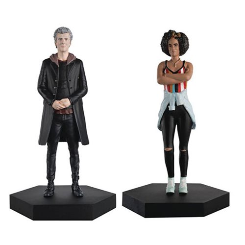 Doctor Who Collection Companion Set #4 12th Doctor and Bill Potts Figures