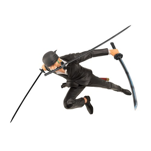 One Piece Zoro Treasure Cruise Ichiban Statue