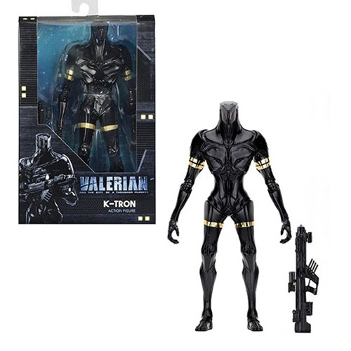 Valerian Series 1 K-Tron 7-Inch Action Figure