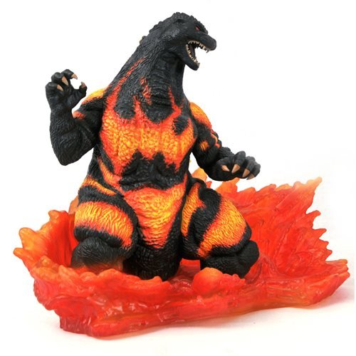 Godzilla Gallery Burning Godzilla Statue - San Diego Comic-Con 2020 Previews Exclusive