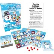 Frosty the Snowman Family Bingo Game