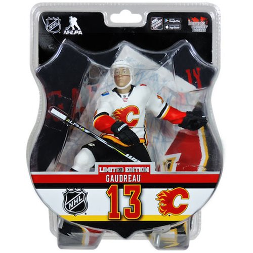 NHL Calgary Flames Johnny Gaudreau 6-Inch Action Figure