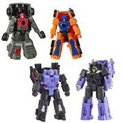 Transformers Generations Siege Micromasters Wave 4 Set