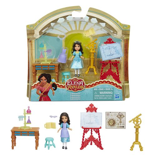 Elena of Avalor Isabel of Avalor's Laboratory Doll