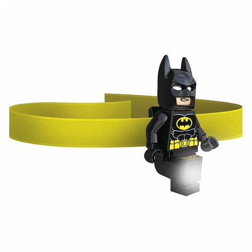 LEGO Batman DC Super Heroes Head Lamp Flashlight