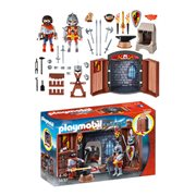 Playmobil 5637 Knights' Armory Play Box