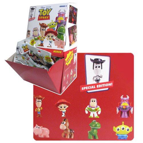 Toy Story 2-Inch Mini-Figures Case