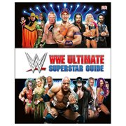WWE Ultimate Superstar Guide 2nd Edition Hardcover Book