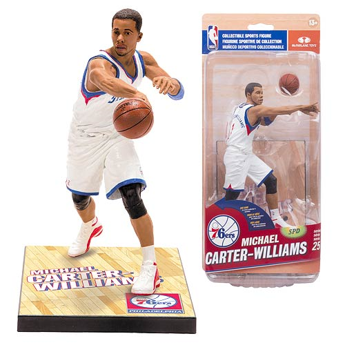 NBA Series 25 Michael Carter-Williams Action Figure