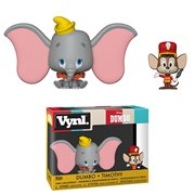 Dumbo and Timothy Vynl. Figure 2-Pack