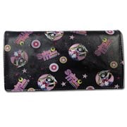 Sailor Moon Sailor Moon Pattern Wallet