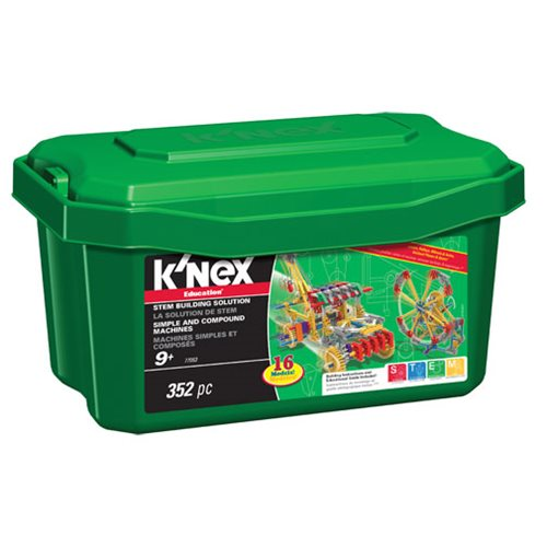 K'NEX Simple and Compound Machines Playset