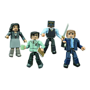 Gotham Minimates Box Set