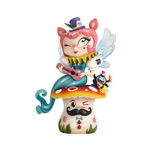 The World of Miss Mindy Mermaid Quartet Statue