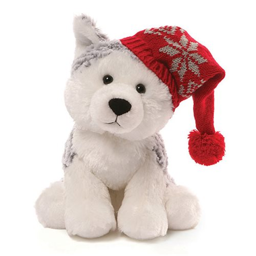 Flurry Husky Dog 8-Inch Plush