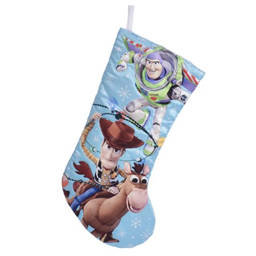Toy Story 19-Inch Printed Satin Stocking