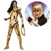 Wonder Woman 1984 Golden Armor Version DAH-026 Dynamic 8-Ction Action Figure
