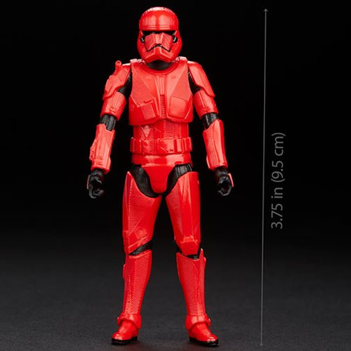 Star Wars The Vintage Collection The Rise of Skywalker Sith Trooper 3 3/4-Inch Action Figure