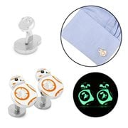 Star Wars BB-8 Glow in the Dark Cufflinks